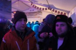 Justin & Brenner @ Chase On The Lake Miller Lite Tent