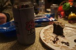 Beer and Cake