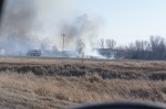 Brush Fire On The Way Home