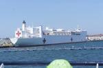 US Naval Hospital Ship Mercy