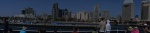 Skyline panoramic