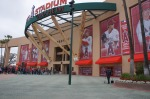 Angels Stadium The Front